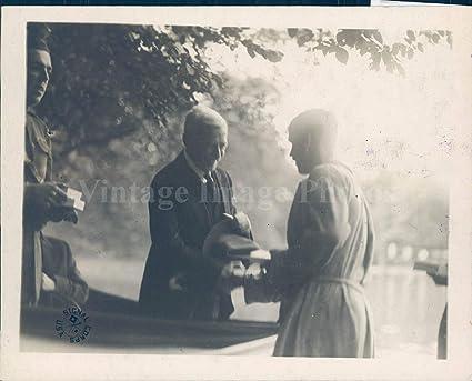 Amazon com: Vintage Photos 1919 Photo Robert Lansing