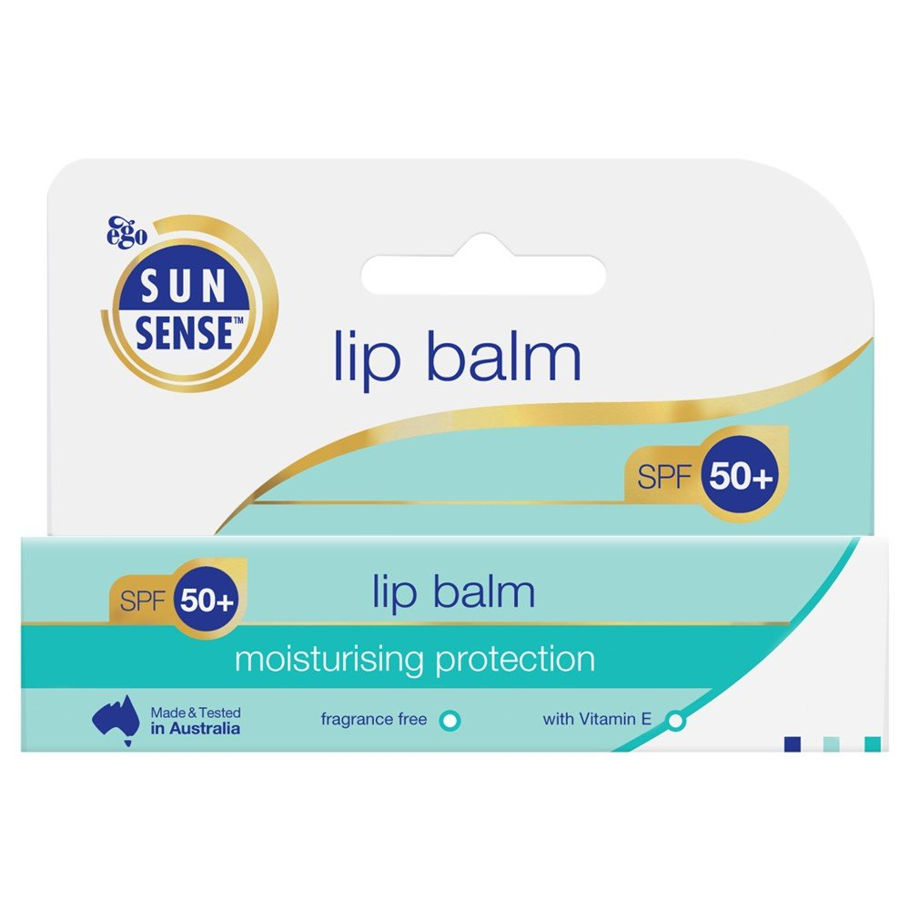 SunsenseリップバームSpf 50保湿保護15ミリリットル (Sunsense) (x6) - Sunsense Lip Balm SPF 50 Moisturising Protection 15ml (Pack of 6) [並行輸入品] B01N3S841D
