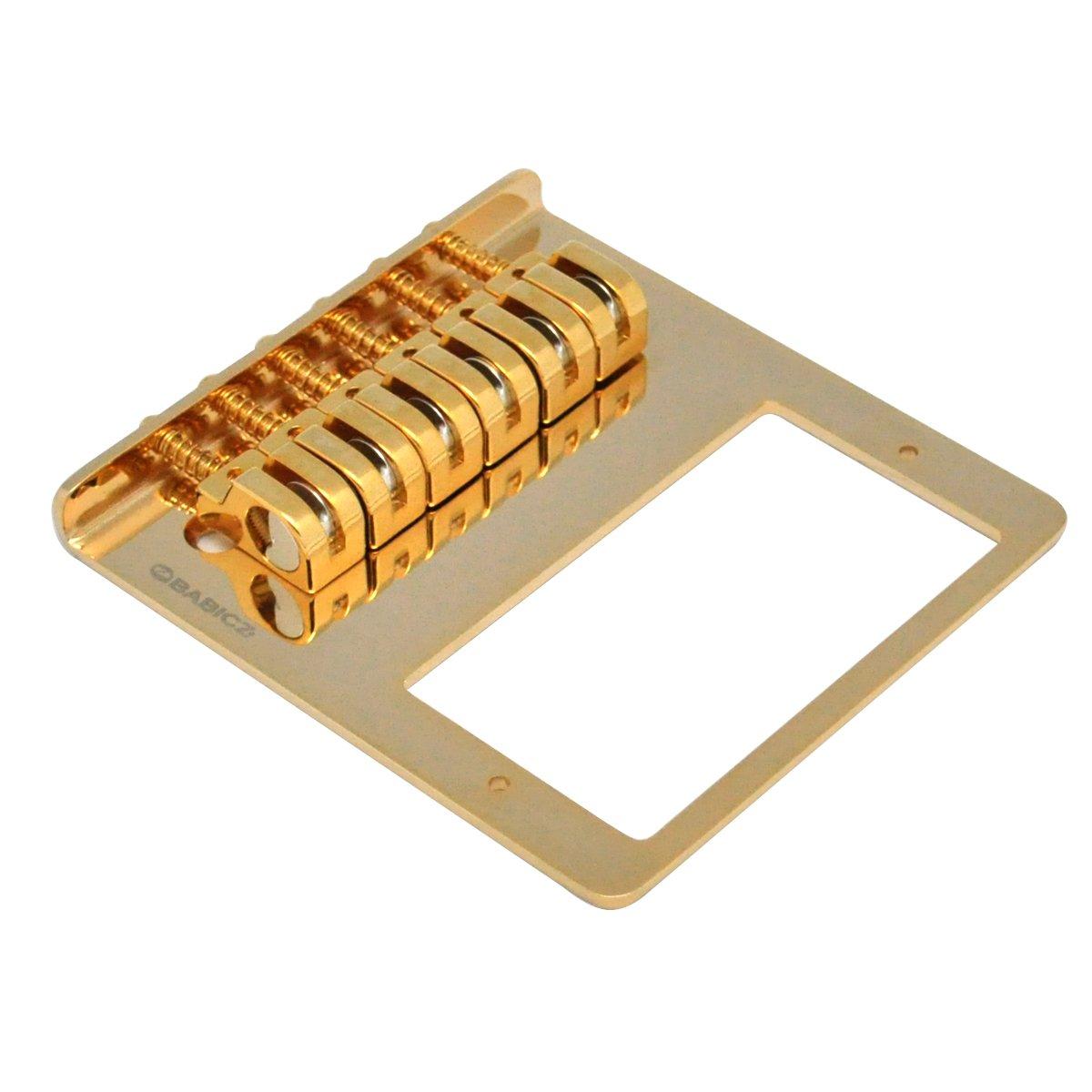 Babicz FCHZTLHGD Full Contact Hardware, Z Series Tele Humbucker Bridge, Gold by Babicz (Image #1)