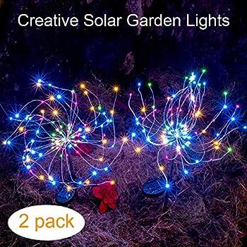 Outdoor Solar Garden Decorative Lights Mopha Solar 105led