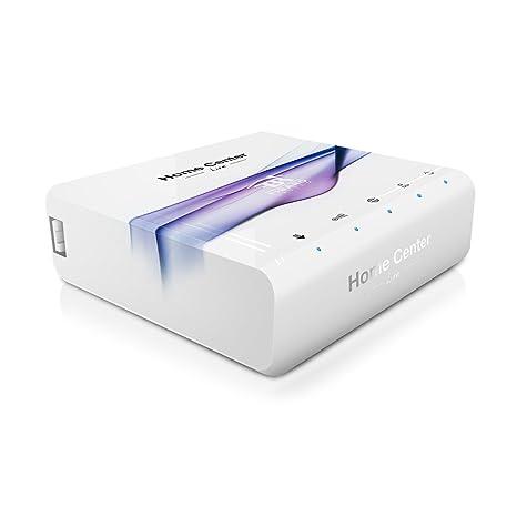Myfox Home Control2 - Central de Alarma IP: Amazon.es ...