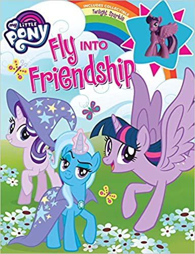 cc5e3bea90abff My Little Pony  Fly into Friendship  Courtney Acampora  9780794441838   Amazon.com  Books