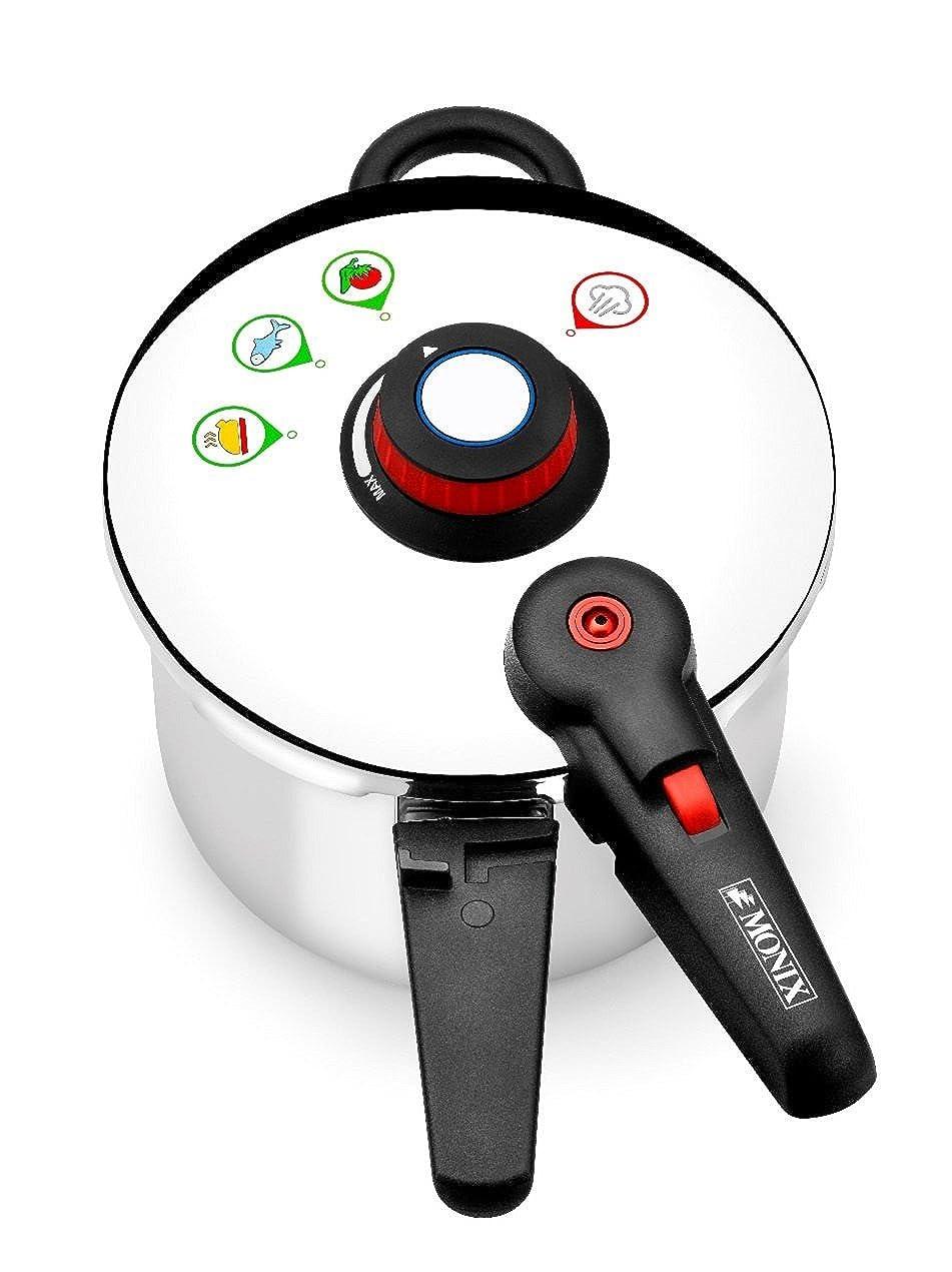 Amazon.com: Monix - Olla a presión Monix M790003 7 L acero ...