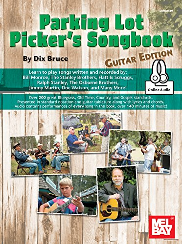 (Parking Lot Picker's Songbook - Guitar)