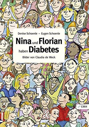 Nina und Florian haben Diabetes