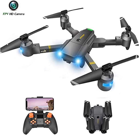 Drone with Camera - RC Drones for Beginners