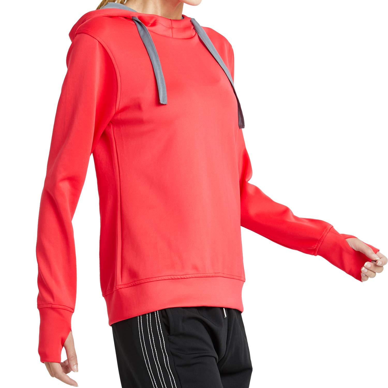 Ladies Fashion Peach Heart Backless Hoodies ZingineW Pullover Hooded Sweatshirt for Women