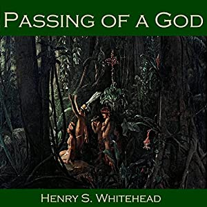 Passing of a God Audiobook
