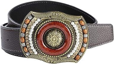 Indian Belt Buckle Mens Belts Buckles For Women for Jeans
