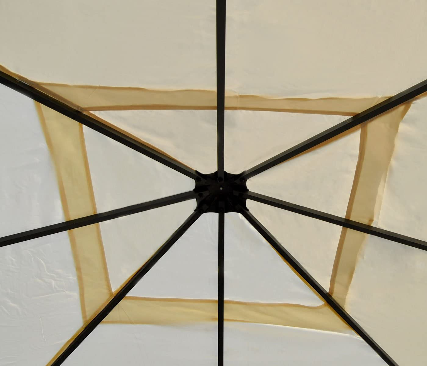 Pergola Cadiz, Cenador prikker-überdachungen, estructura estable ...