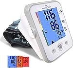 Large Cuff Easy@Home Digital Upper Arm Blood Pressure Monitor (BP Monitor),