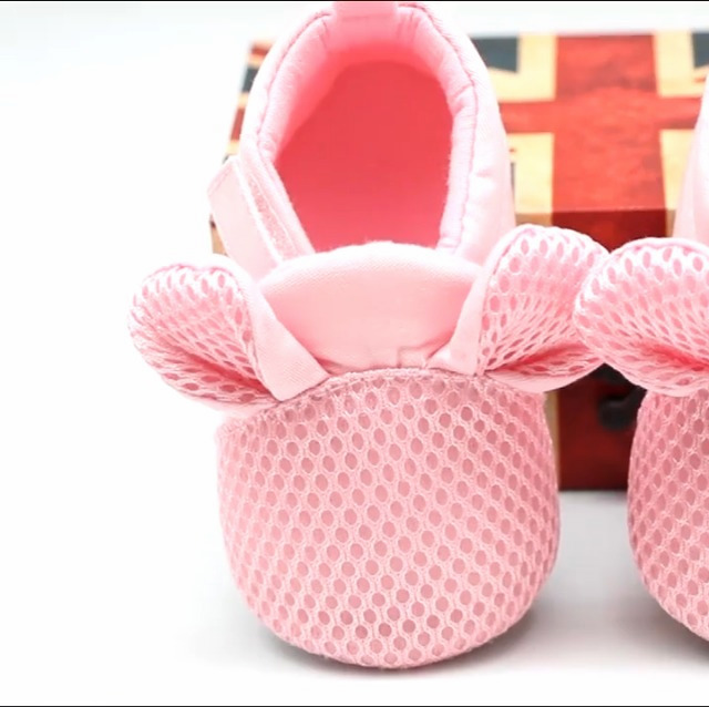 Sawimlgy Infant Baby Boys Girls Cute Cartoon Slippers Warm Cotton Socks Anti Slip Soft Sole House Moccasins Newborn First Crib Shoes