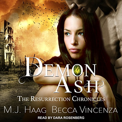 Demon Ash: Resurrection Chronicles Series, Book 3