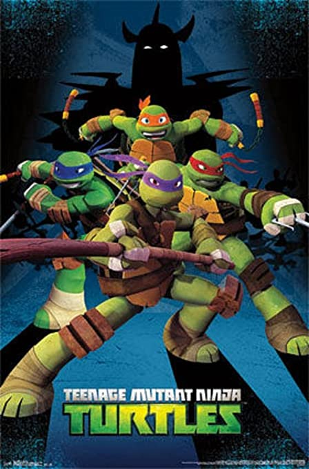 Teenage Mutant Ninja Turtles - Assemble Artistica di Stampa ...