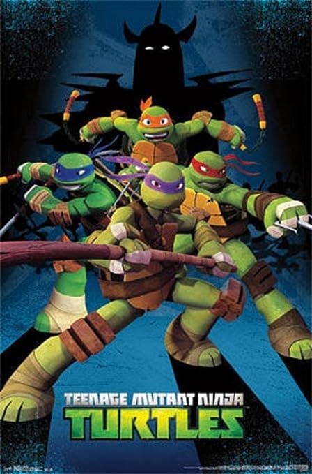 Teenage Mutant Ninja Turtles - Assemble Artistica di Stampa ...
