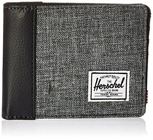 Herschel Supply Co. Men's Edward, Raven  - Synthetic Leather Body Shopping Results