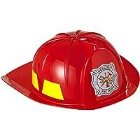 WIDMANN -   Cappello Pompiere/Vigile Del Fuoco Rosso  2869F