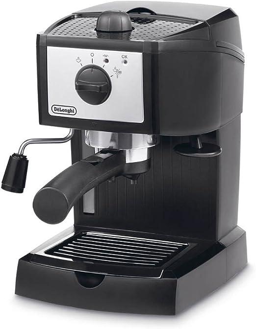 DeLonghi EC 153.B - Cafetera combinada espresso/goteo, 1 litro ...
