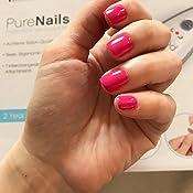 Amazon.com : Pure Enrichment PureNails 10-Piece Professional ...