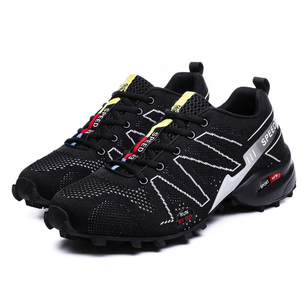Zapatillas Trekking Hombre Zapatillas Senderismo Transpirable Antideslizante Al Aire Libre Zapatillas de Deporte: Amazon.es: Zapatos y complementos