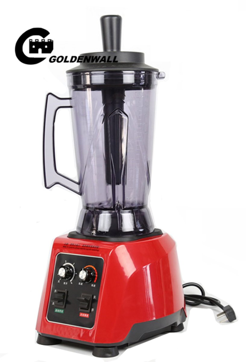 4L 2500W Commercial professional blender vegetable / fruit squeezers & Reamers Sand ice machine / Soymilk Jucier maker