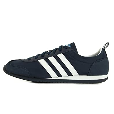 adidas neo vs jog sneaker herren blau