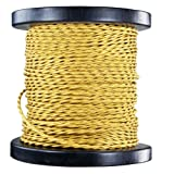 250 ft. Spool - Rayon Antique Wire - Bronze - 20 Gauge - Twisted Cord