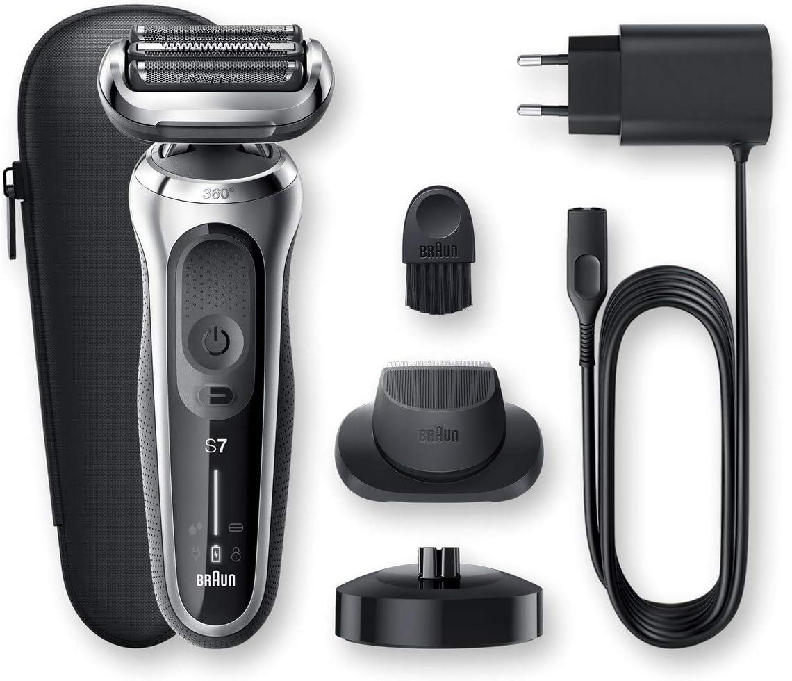 Braun Series - Afeitadora eléctrica para hombre, tecnología Wet ...