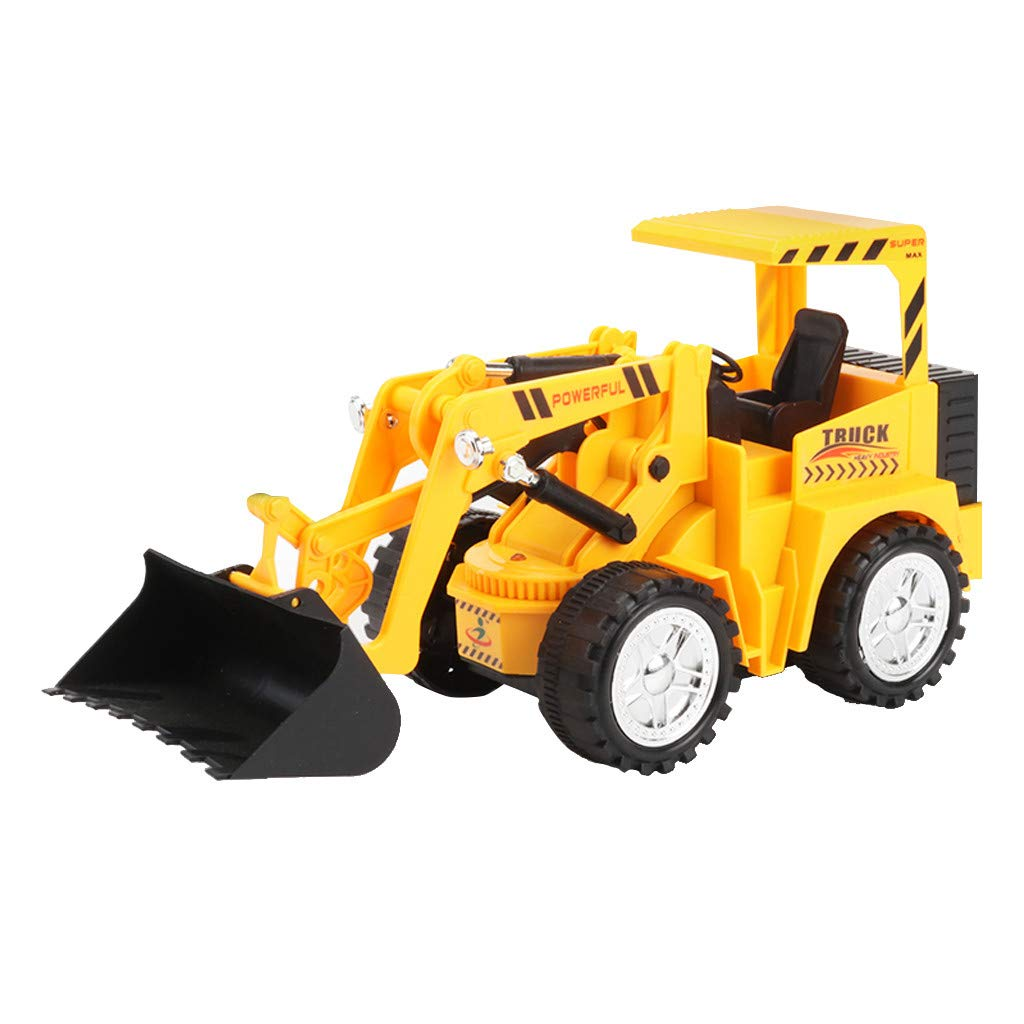 V/éhicules /à T/él/écommande de Camion DIng/éNierie /éLectrique LHWY Engins de Construction V/éhicules,Voiture T/él/écommand/ée,Jouet sans Fil de Camion de D/éChargeur de RC