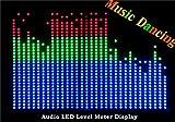 3232 Audio Indicator LED VU Meter Music Display