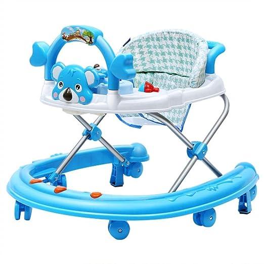 Los primeros pasos del bebé Actividad Walker Plegable Andador ...
