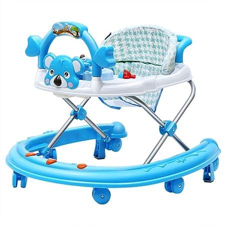 Andador Primeros Pasos Correpasillos para bebé Plegable Andador ...
