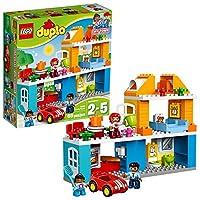 LEGO Duplo My Town Family House 10835 Juguetes de bloques de construcción para niños pequeños