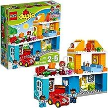 [Patrocinado] LEGO Duplo My Town casa familiar 10835 juguetes de construcción para niños