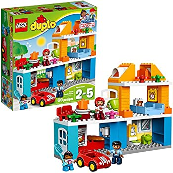 f4107870e35 LEGO Duplo My Town Family House 10835 Building Block Toys for Toddlers