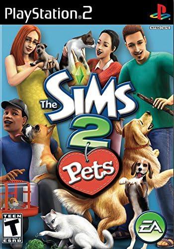 Electronic Arts The Sims 2 Pets - Juego (PlayStation 2, Simulación ...