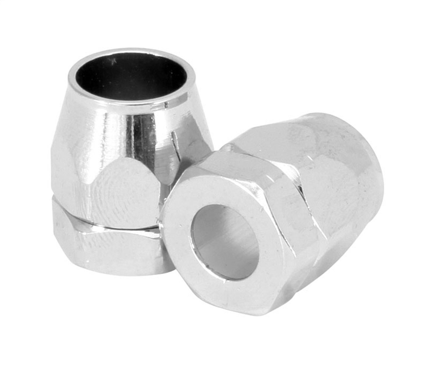 Spectre Performance 1268 Magnaclamp 7/32' Chrome Vacuum Line Fitting SPE-1268