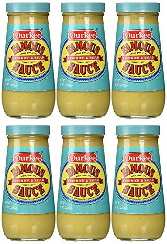 Durkee Famous Sauce, 10-Ounce | Pack of 6 -