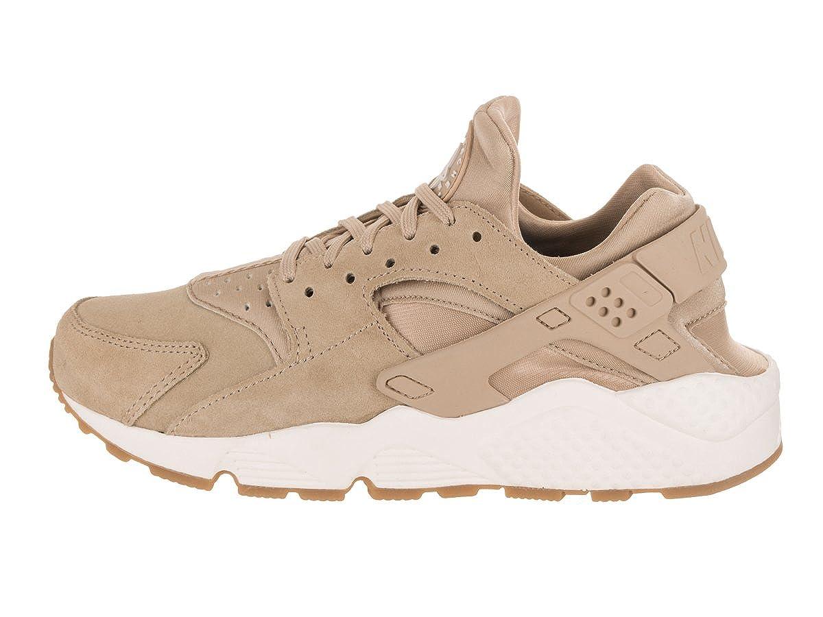 Nike Damen Wmns Air Huarache Run SD Traillaufschuhe, Beige (Mushroom/Light Bone/Sail/Gum Light Brown 200), 41 EU