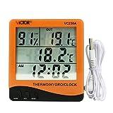 YIWMHE Digital Temperature Humidity Meter