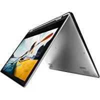 MEDION E3221 33,7 cm (13,3 Zoll Full HD Touch) Convertible Notebook (Intel Pentium Silver N5000, 4GB DDR4 RAM, 64GB Flash-Speicher, Office 365, Win 10 Home S Modus) Silber