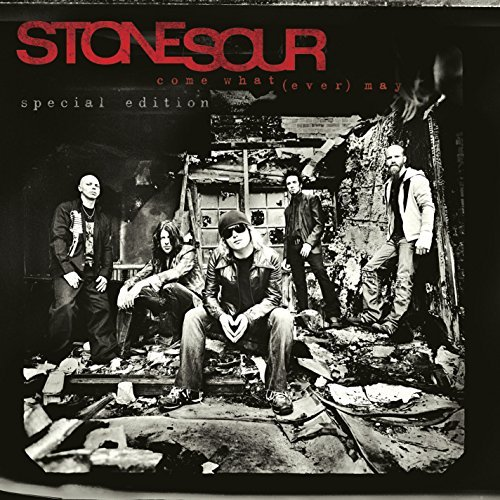 Come What(ever) May (CD/DVD, Special Edition) by STONE SOUR (2007-06-26)