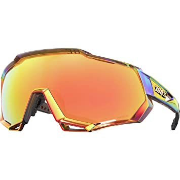 Amazon.com: Gafas de sol 100% Peter Sagan Speedtrap, talla ...
