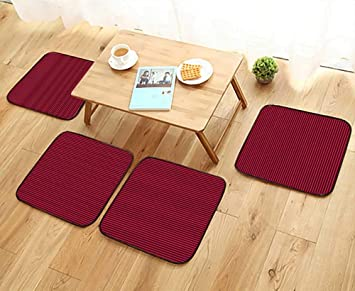Amazoncom Leighhome Modern Chair Cushions House Blinds Inspired