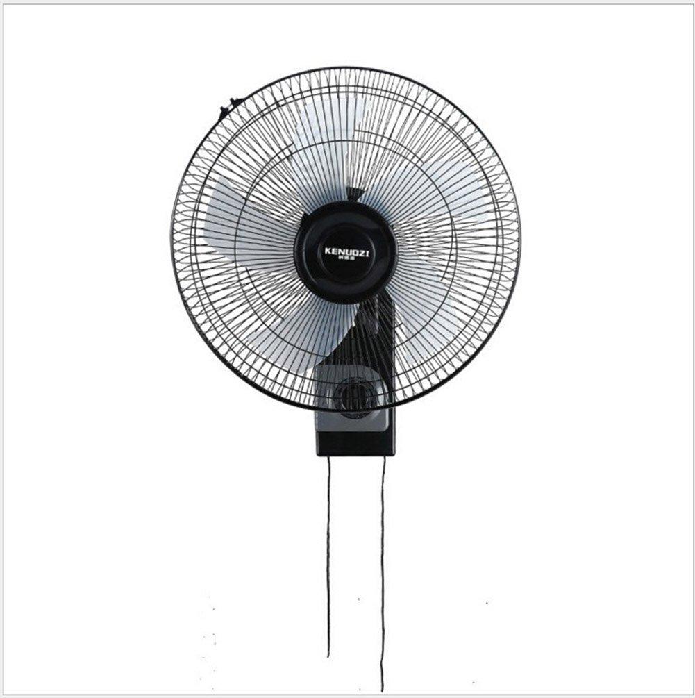 WTTHCC FAN Electrical 3-Speed 5-Leaf Fan Turbo Fan Wall Fan 17-Inch [Energy Class A]
