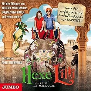 Hexe Lilli - Die Reise nach Mandolan. Original-Hörspiel zum Film Hörspiel