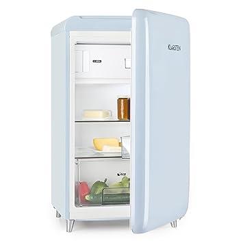 Kühlschrank retro  Klarstein PopArt Blue • Kühlschrank • Standkühlschrank • Retro ...