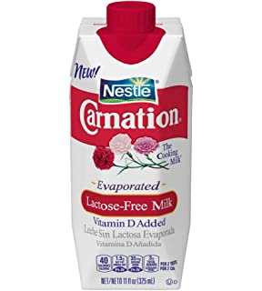 Nestle Carnation Lactose-Free Evaporated Milk