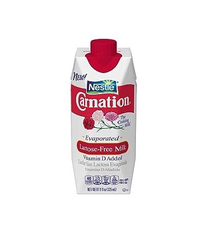 Nestle Carnation Lactose-Free Evaporated Milk