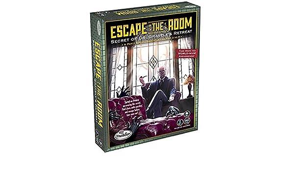 Escape The Room - El Secreto del Dr. Gravely: Amazon.es: Juguetes ...